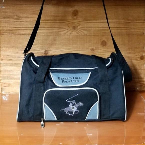 9916e37e824 Beverly Hills Polo Club Bags   18 Duffel Bag   Poshmark